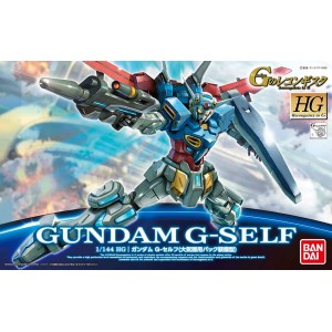 HG GUNDAM G-SELF ATMOSPHERIC PACK 1/144