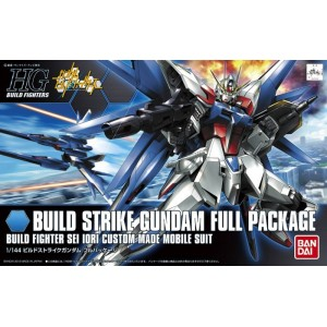 HG GUNDAM BUILD STRIKE FULL PACK 1/144