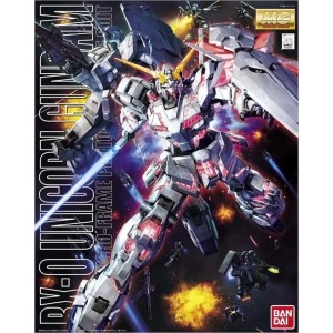 MG GUNDAM UNICORN SCREEN IMAGE 1/100