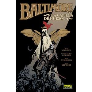 Baltimore nº 04. La Capilla de los Huesos