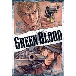 Green Blood nº 02