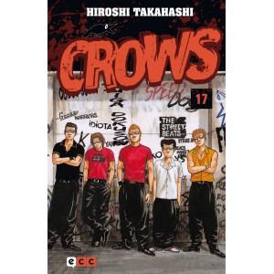 Crows nº 16