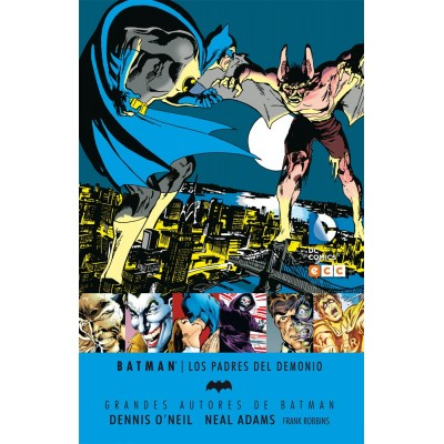 Grandes autores de Batman: Dough Moench y Kelly Jones: La noche final