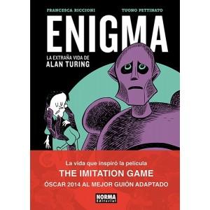 ENIGMA. La extraña vida de Alan Turing