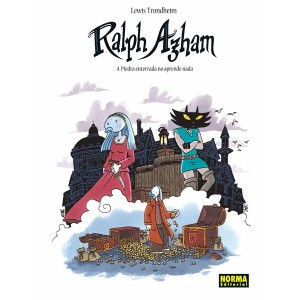 Ralph Azham nº 03 - Negras son las Estrellas