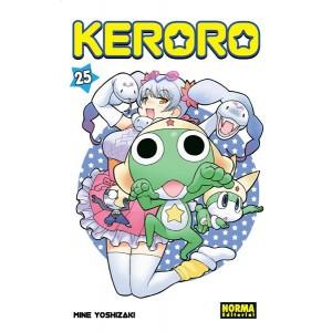 Keroro nº 25