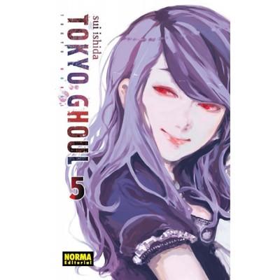 Tokyo Ghoul nº 04