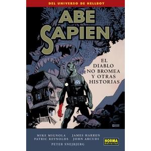 Abe Sapien nº 02 El Diablo no Bromea y Otras Historias