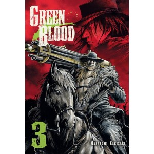Green Blood nº 03