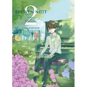 Shonen Note nº 01