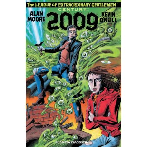 The League of Extraordinary Gentlemen Nº 03: Century 2009