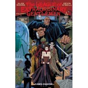 The League of Extraordinary Gentlemen nº 01