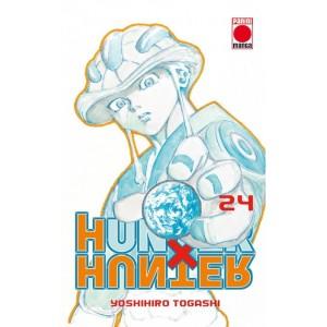 Hunter x Hunter nº 24