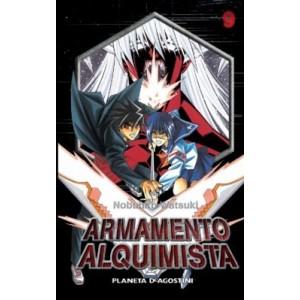 Armamento Alquimista Nº 09
