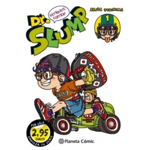Dr. Slump Ultimate Edition Nº 01