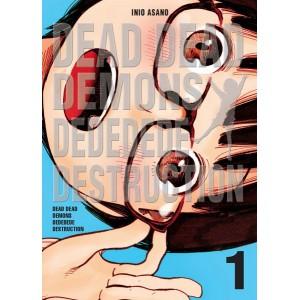 Dead Dead Demons Dededede Destruction nº 01