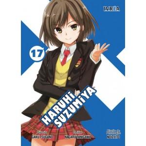 Haruhi Suzumiya nº 17