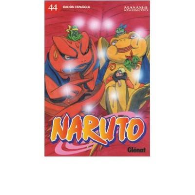 Naruto Nº 44