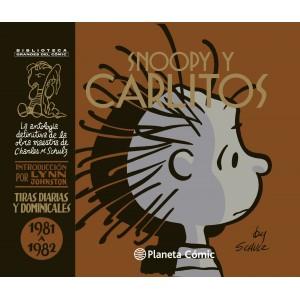 Snoopy y Carlitos nº 16 1981 a 1982