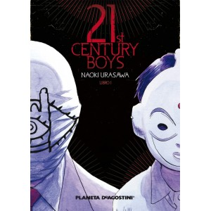 21st Century Boys Nº 01