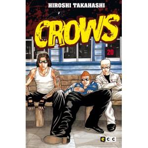 Crows nº 20