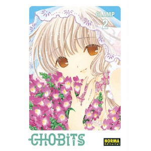 Chobits Ed. Integral nº 02