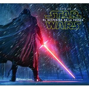 El arte de Star Wars: El despertar de la Fuerza