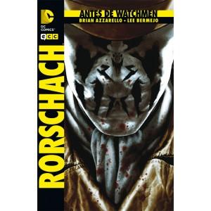 Antes de Watchmen: Rorschach (Tapa Dura)