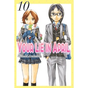Your Lie in April nº 10