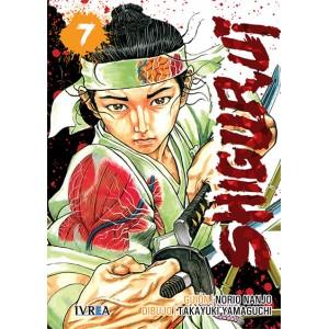 Shigurui nº 07 (Nueva Edición)