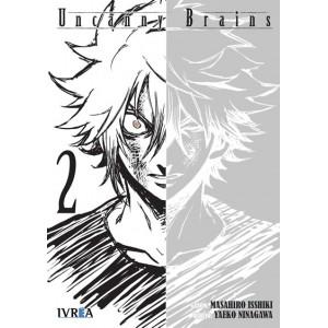 Uncanny Brains nº 02
