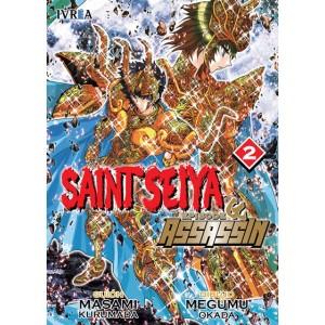 Saint Seiya: Episodio G Assassin nº 02