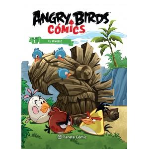 Angry Birds nº 03 El Señuelo