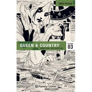 Queen & Country Edición Definitiva nº 03