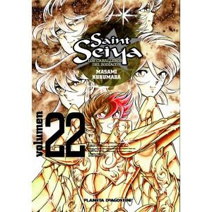 Saint Seiya Edición Definitiva nº 22