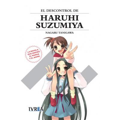 La Sorpresa de Haruhi Suzumiya Parte 1