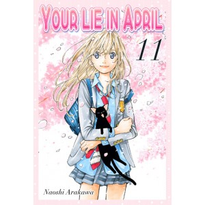 Your Lie in April nº 11