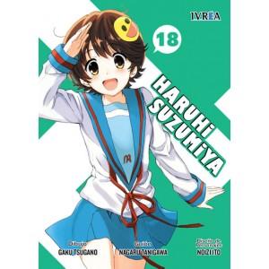 Haruhi Suzumiya nº 18