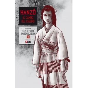 Hanzo: El Camino del Asesino nº 09