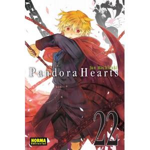 Pandora Hearts nº 22
