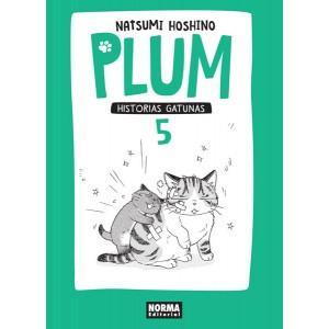 Plum. Historias Gatunas nº 05