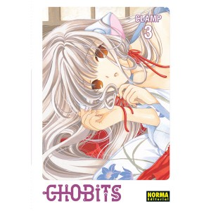 Chobits Ed. Integral nº 03