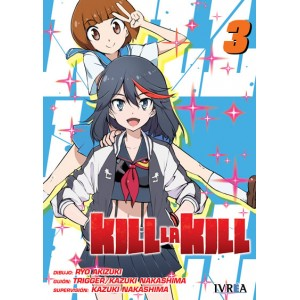 Kill la Kill nº 03