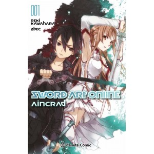 Sword Art Online (novela) nº01