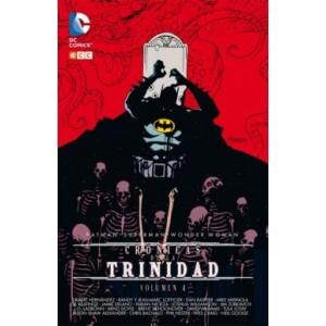 Batman / Superman / Wonder Woman: Crónicas de la Trinidad nº 04