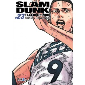 Slam Dunk Integral nº 23