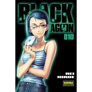 Black Lagoon nº 10