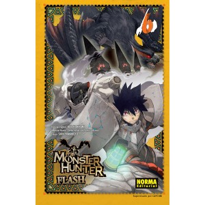 Monster Hunter Flash! nº 05