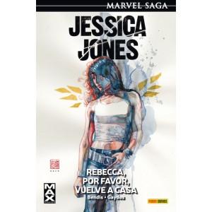 Marvel Saga 4. Jessica Jones 2 Rebecca, por favor, vuelve a casa