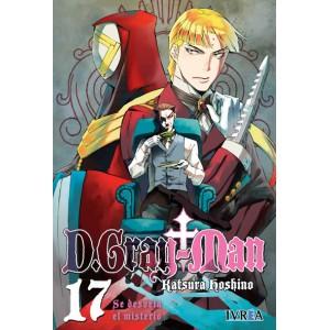 D.Gray-man nº 17